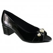 Sapato Modare Ultraconforto Peep Toe
