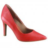 d56398c244 Sapato Scarpin Usaflex W0201 16 Aurora Red Vermelho (Caprina)