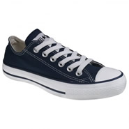 Tênis All Star Converse Seasonal Ox CT0001.0003 Marinho/Branco