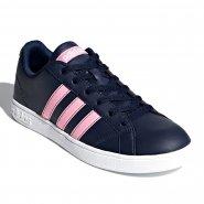 Tênis Feminino Adidas VS Advantage W DB0572 Marinho 6e3e38cd6852f