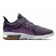 Tênis Feminino Nike Air Max Sequent 3 908993-501 Violeta Branco 447d5fa6bb0cd
