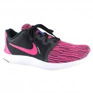 b557f73a82 Tênis Feminino Nike Flex Contact 2 AA7409-003 Preto Rosa