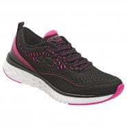 8b156b5e1b0 Tênis Feminino Olympikus Flash Flow 556 Preto Pink