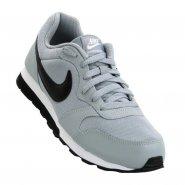 1e81a6b19e Tênis Infantil Nike MD Runner 2 807316-003 Cinza Preto