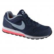 4d68ae269a Tênis Infantil Nike MD Runner 2 (GS) 807319-405 Azul Branco