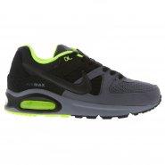 5b6118911d Tênis Masculino Nike Air Max Command 629993-038 Preto Grafite Verde Limão