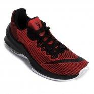 cd3a7b4fbc Tênis Masculino Nike Air Max Infuriate 2 Low 908975-600 Vermelho Preto