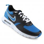 8a27ad78b7 Tênis Masculino Nike Air Max Vision 918230-012 Azul Preto Branco