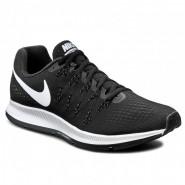Tênis Masculino Nike Air Zoom Pegasus 33 831352-001 Preto Branco 313503f00a779