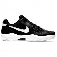 7a782a6058 Tênis Masculino Nike Air Zoom Resistance 918194-010 Preto Branco