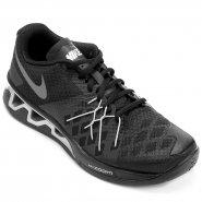 Tênis Masculino Nike Reax LightSpeed 2 852694-007 Preto Prata 50f09bb31ecbd