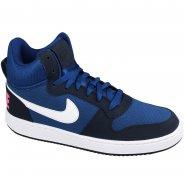 Tênis Nike Court Borough 838938-400 Azul Azul Marinho 155398f342c23