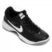 5b7014f1626 Tênis Nike Court Lite 845021-010 Preto Branco