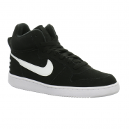 609ed31e58cdb Tênis Nike WMNS Court Borough Mid 844906-010 Preto Branco