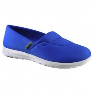 Tênis Slip On Boaonda Ocean 1626 100 Azul/Royal