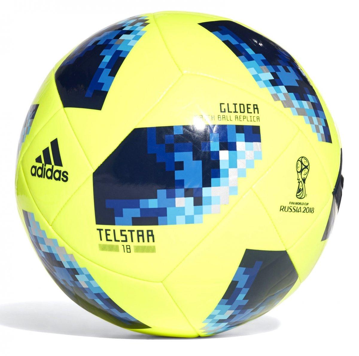 Bola Adidas Glider FIFA World Cup 2018 CE8097 76e2e808915c6