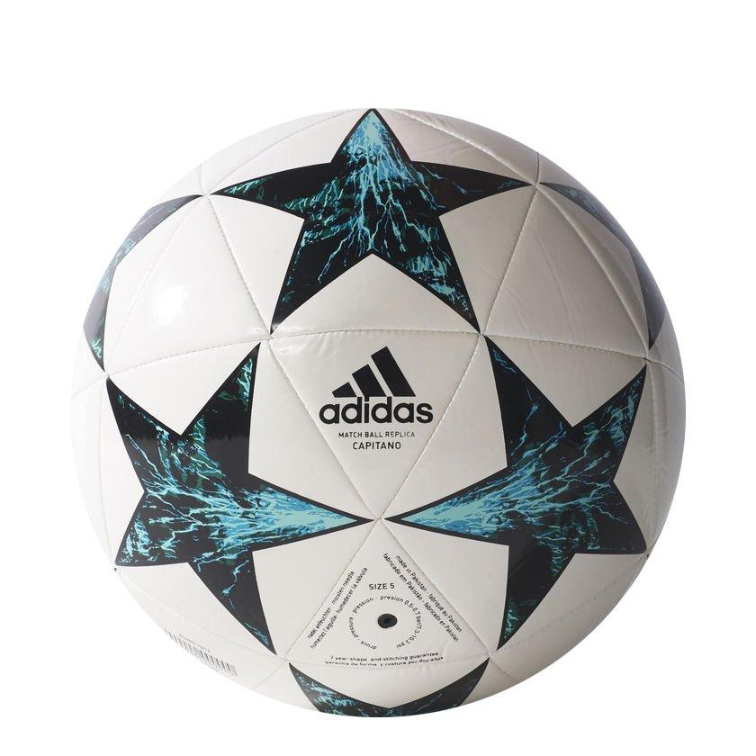Bola Campo Adidas Finale 17 Capitano BP7778 - - Calçados Online ... 5e627e19db9e9
