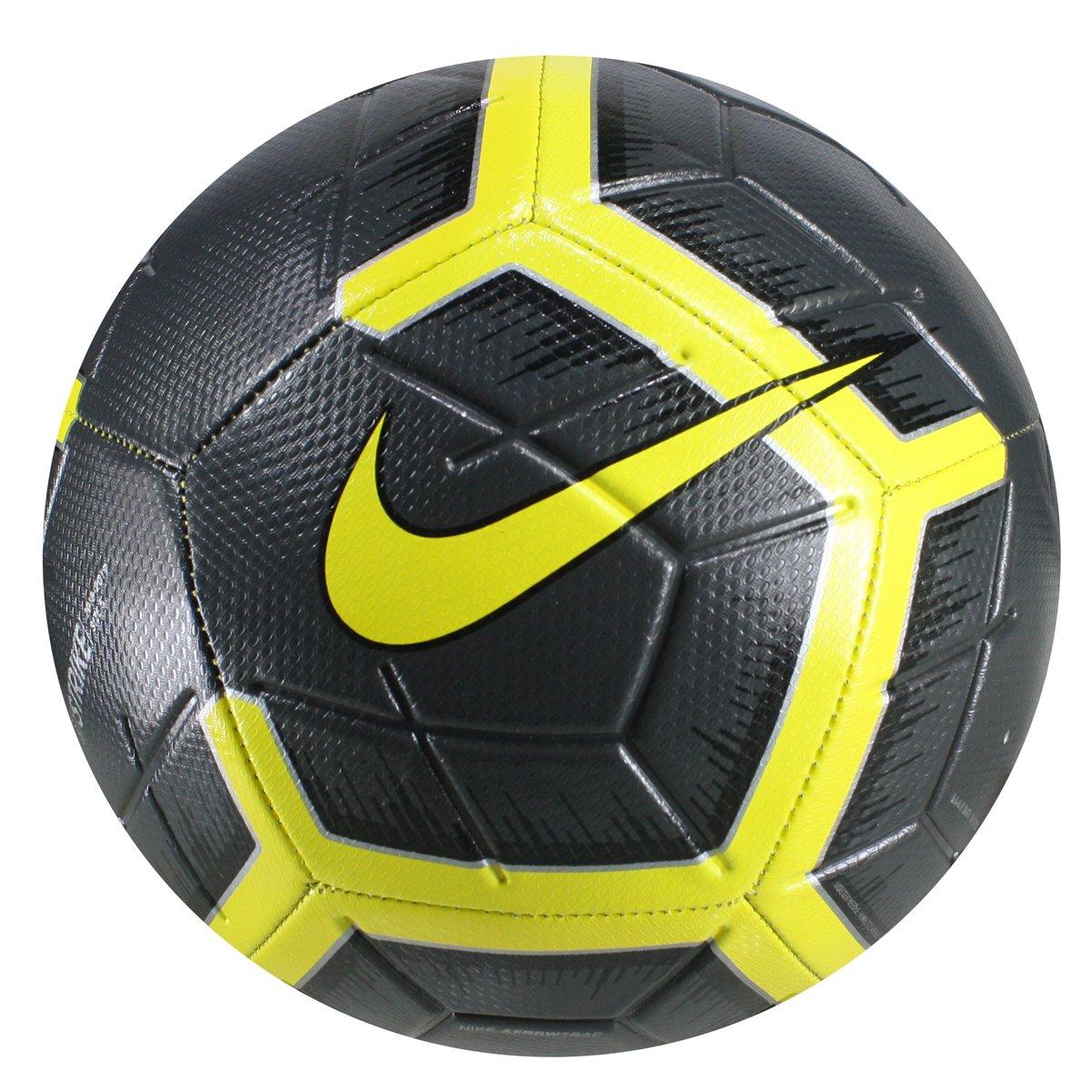 2e3e0385d5 Bola Campo Nike Strike SC3310-060 - Preto Amarelo - Calçados Online ...