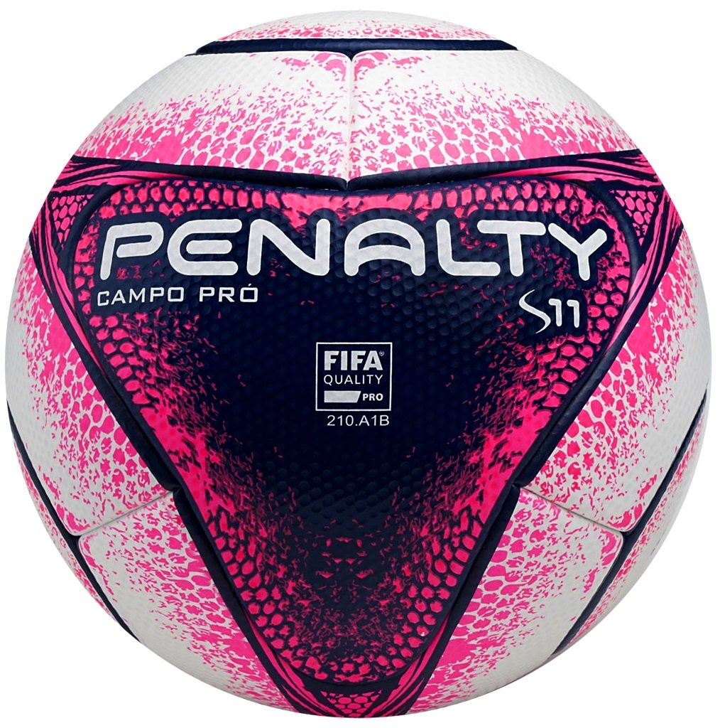Bola Campo Penalty S11 Pró VIII Oficial Gauchão 2018 541480-1565 0500794d00d29