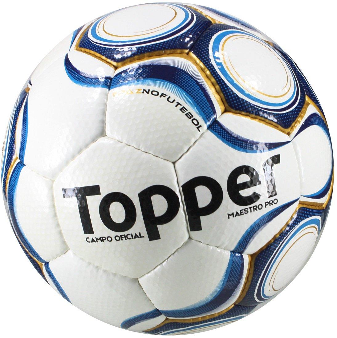f6b5e2fd63 Bola Campo Topper Maestro Pro 420000 1002 - - Calçados Online ...