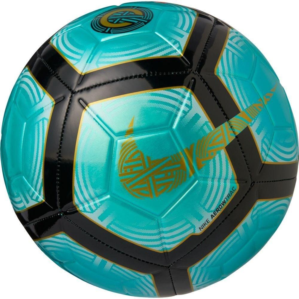 e8a2c57746 Bola Nike Campo Mercurial CR7 Strike SC3484-121 - Verde Preto ...