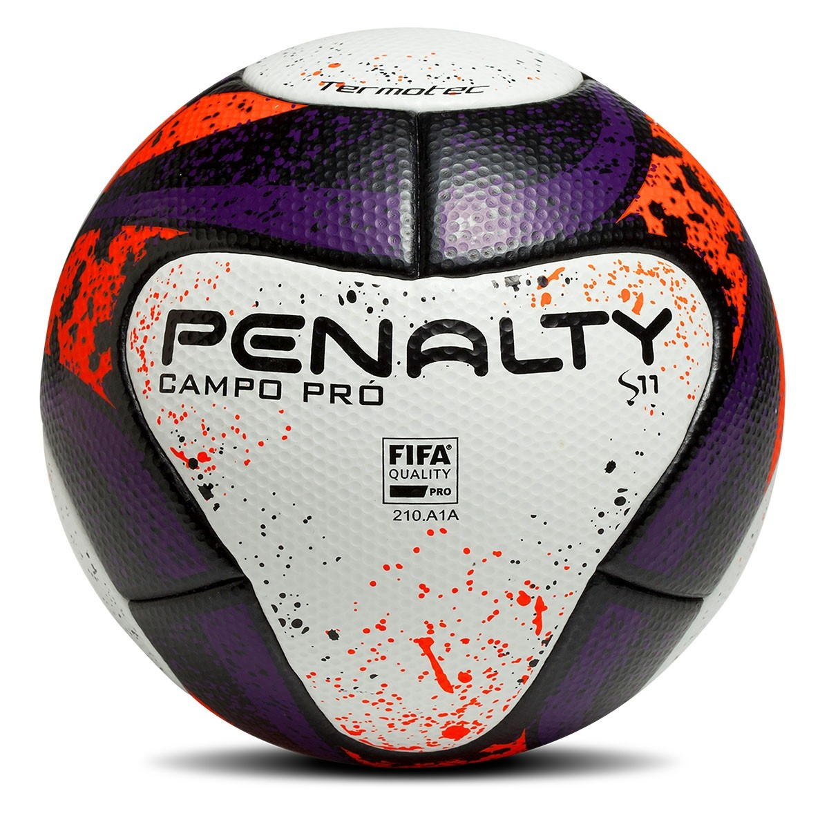 Bola Campo Penalty Gauchão 2017 S11 Pró 541430.1170 Branco 92323121c24e6