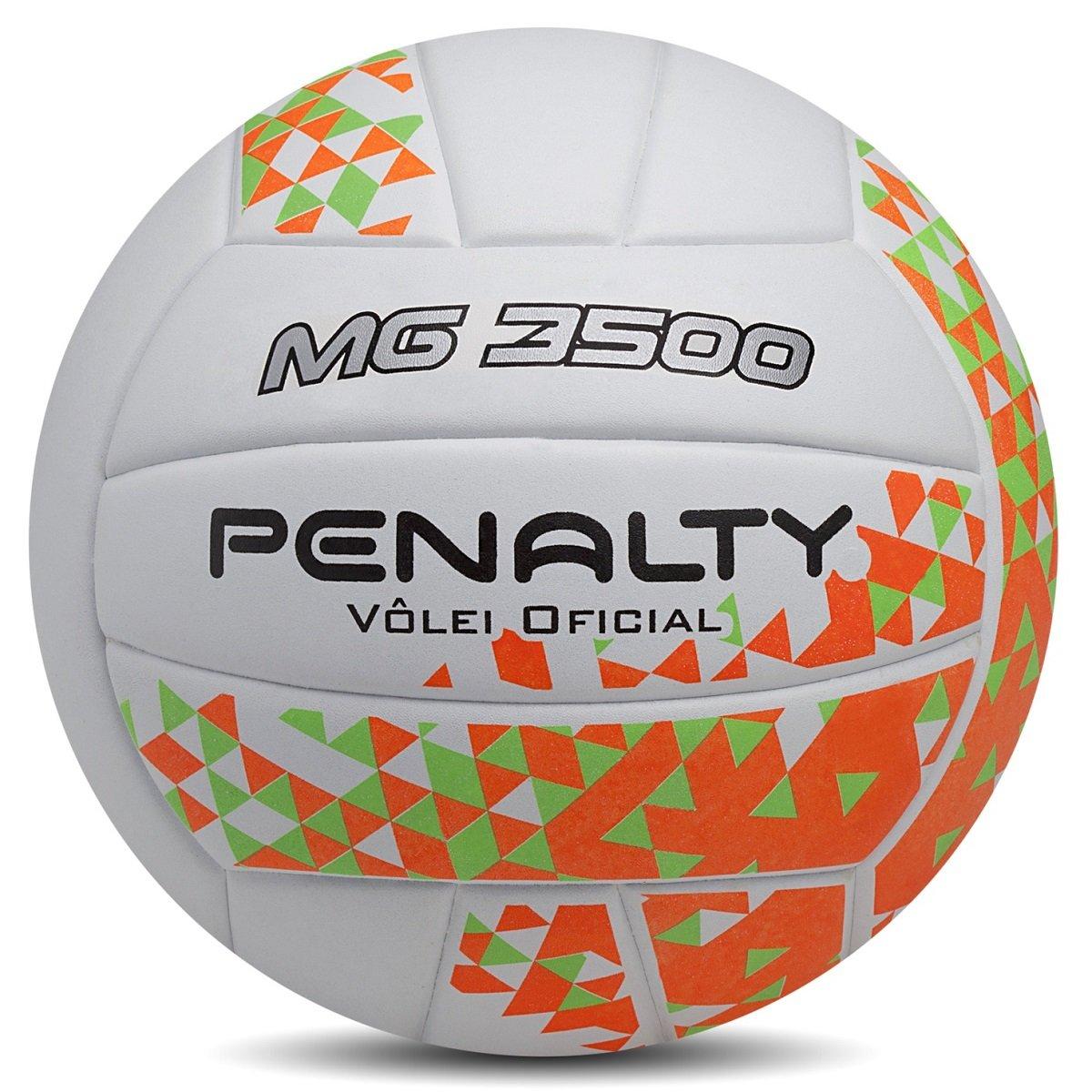 Bola Vôlei Penalty MG 3500 VIII 520315 1790 f9b833eb92bcf