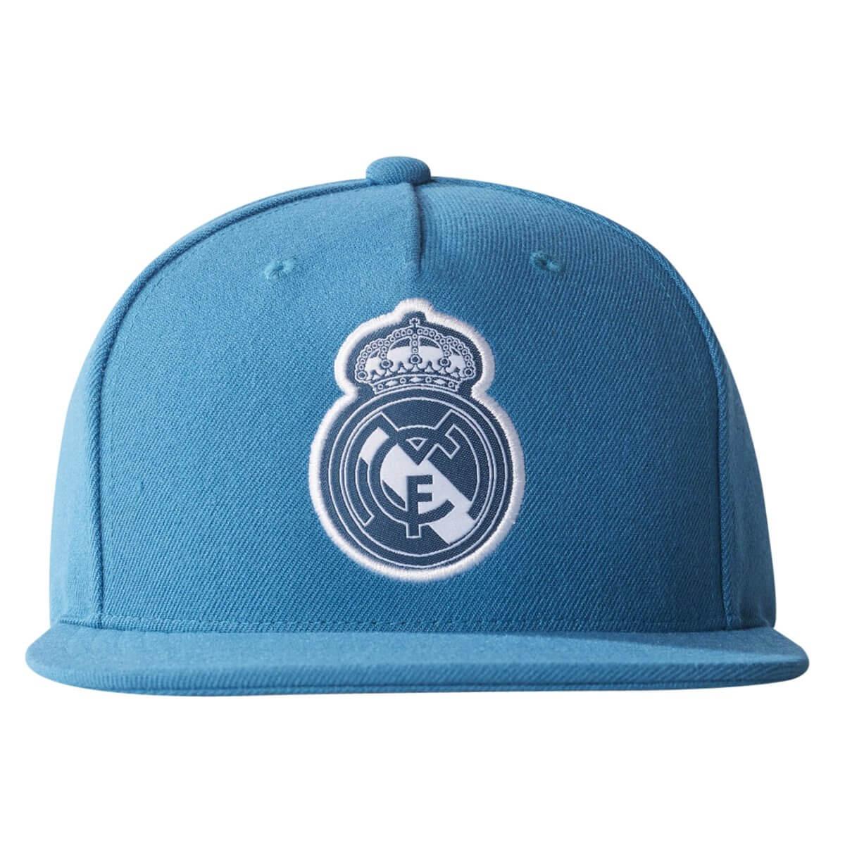 Boné Adidas Aba Reta Real Madrid CD9143 - Verde Petroleo - Calçados ... dd410f8a2e4