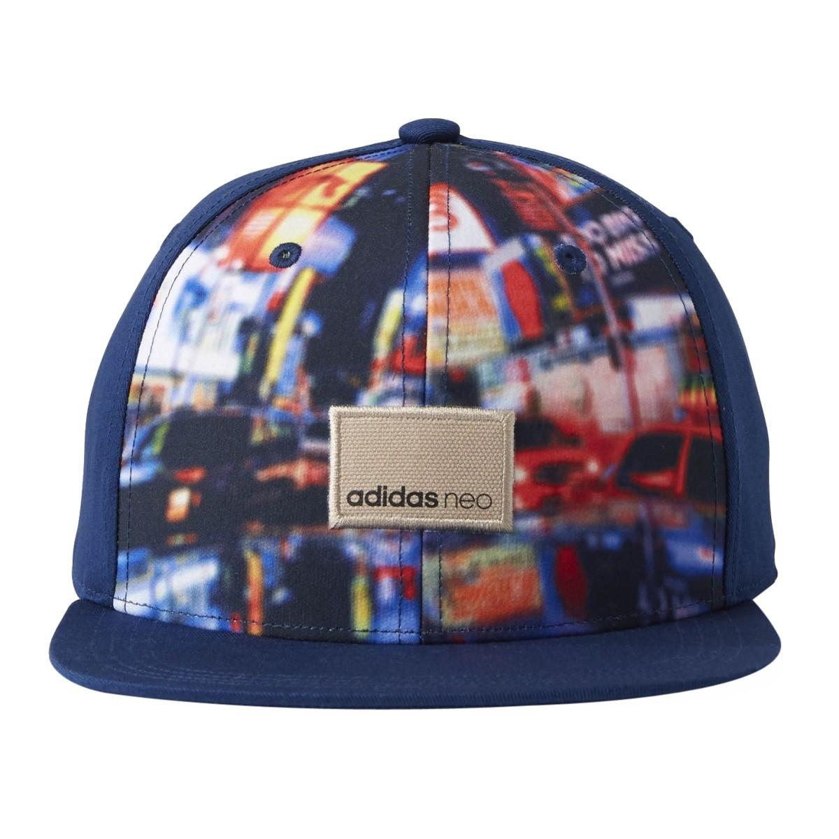 Boné Adidas Daily 2 Cap BQ1261 Marinho 9326389d5c8