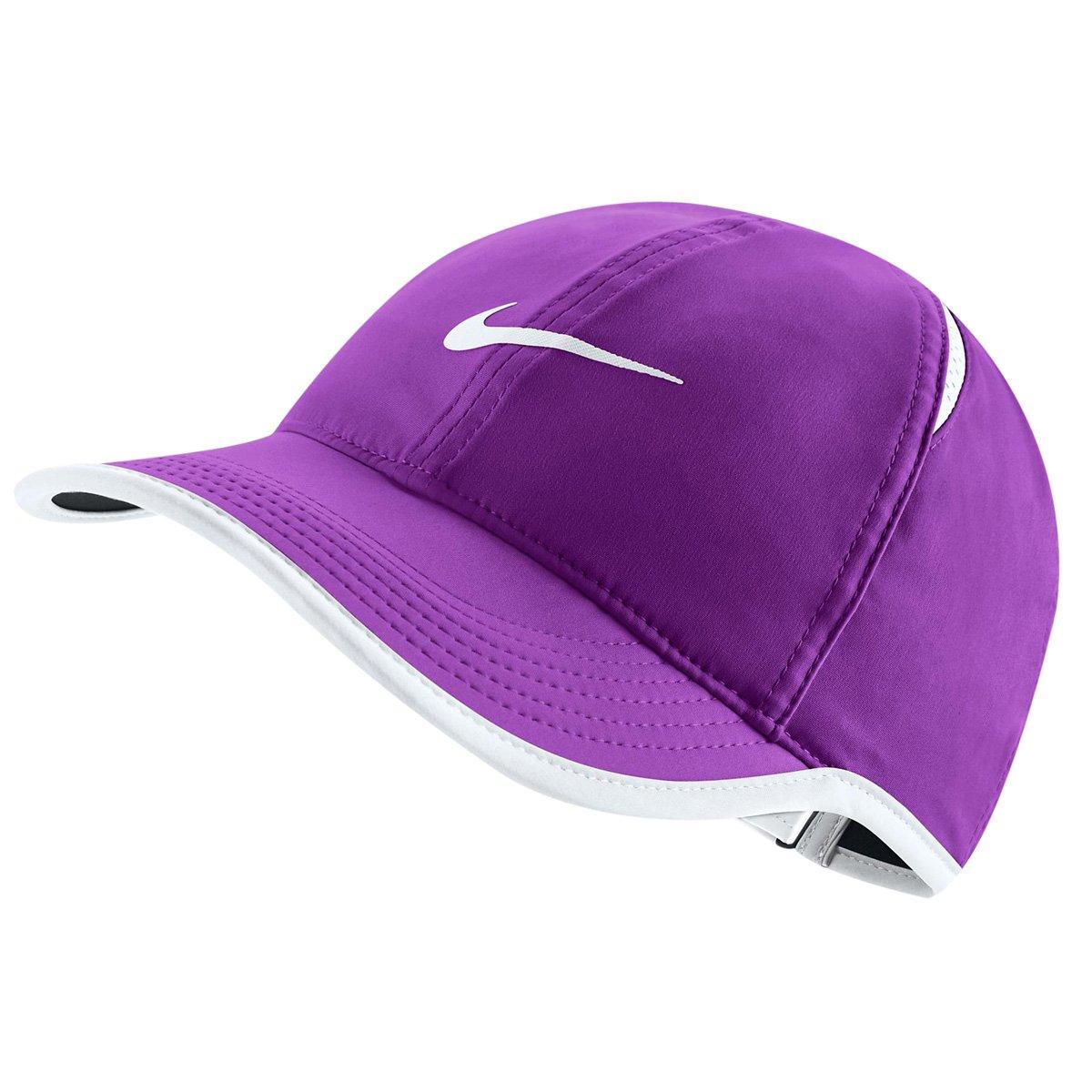 Boné Nike Aerobill Featherlight 879424-585 Lilas 45a2beedb85