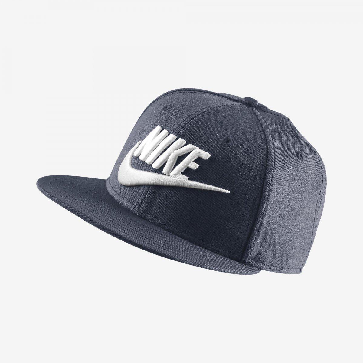 Boné Nike True Snapback 2 584169-471 Azul Marinho ae47e513422