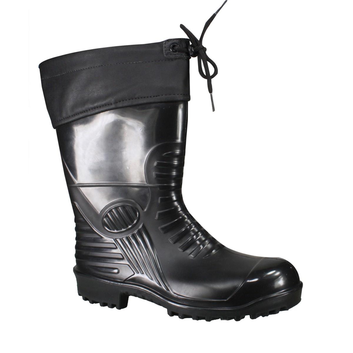 Bota Borracha Patrol 61102 - Preto - Calçados Online Sandálias ... 400e0158f0