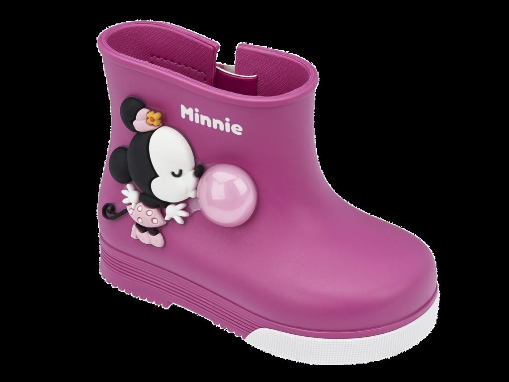 29f4c572185 Bota Infantil Grendene Mickey e Minnie Bubble