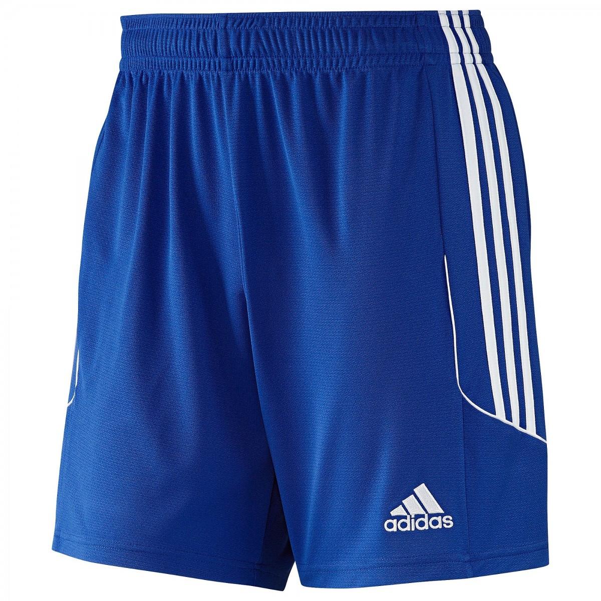 2ddf05be9d Calção de Futebol Adidas Short Squadra 13 Z21561 - Azul Branco ...