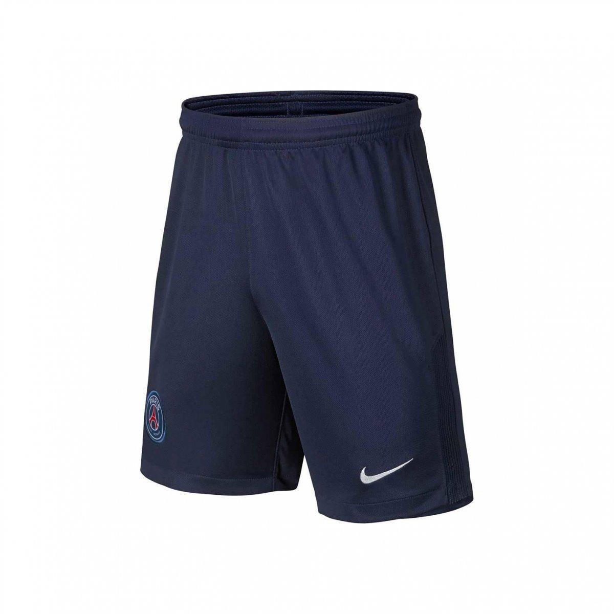 e34fc5ccf2 Calção de Futebol Infantil Nike Paris Saint Germain 847411-429 Marinho