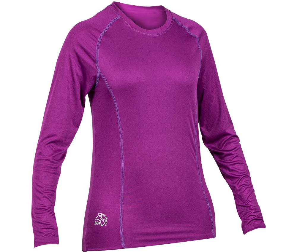 db367566437fa Camisa Feminina Poker Fator de Proteção UV 50+ 04053 - Lilas Roxo ...