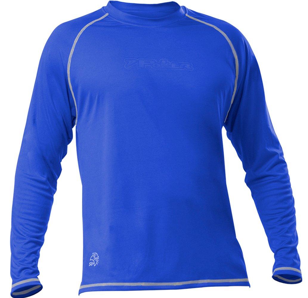 Camisa Poker Proteção Solar Fator UV50 04915 Azul Cinza 624e950c255ea