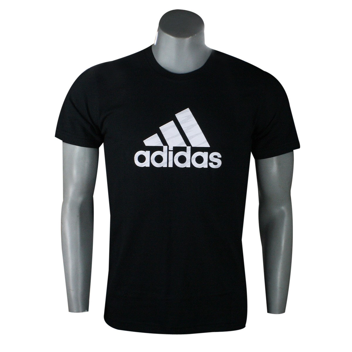 b20de971b9 Camiseta Adidas MC Graphic BS4285 Preto Branco