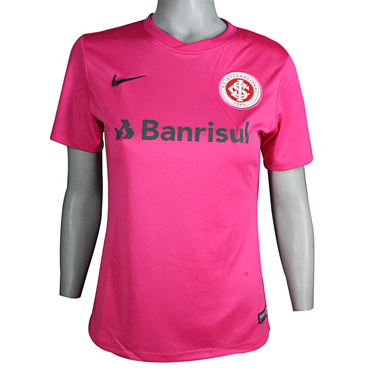 0fc8e47e532be Imagem - Camiseta Feminina Nike Inter Outubro Rosa