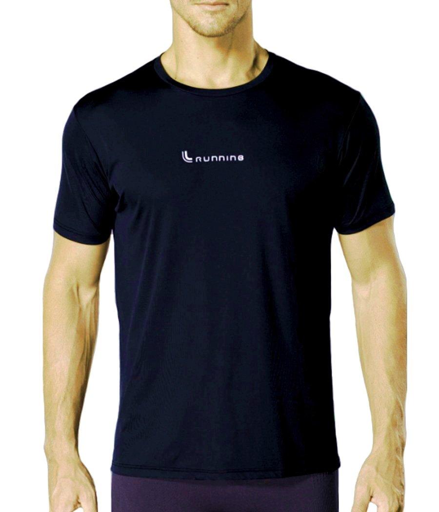 18a2a96687 Camiseta Masculina Lupo Básica 77053 001 2800 - Marinho - Calçados ...