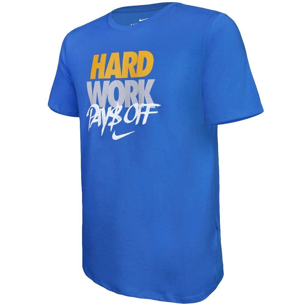 ... online 435f5cac352fc5  Camiseta Masculina Nike Dry Tee Elite 92  924241-403 - Azul ... ec43cdec60c5b8 ... 5628cdea3851c