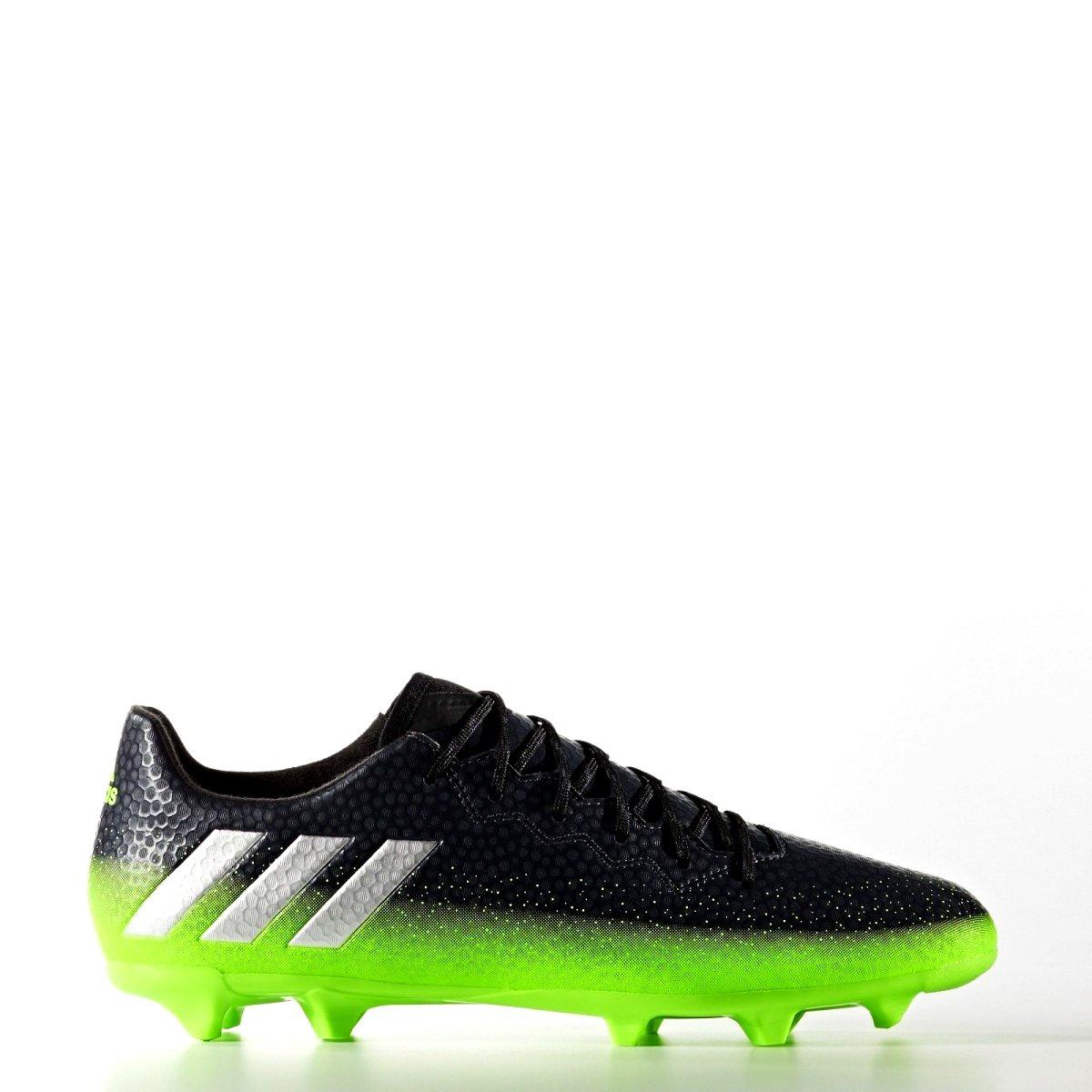 b1ac37713f103 Chuteira Campo Adidas Messi 16.3 FG AQ3519 - Marinho Verde ...