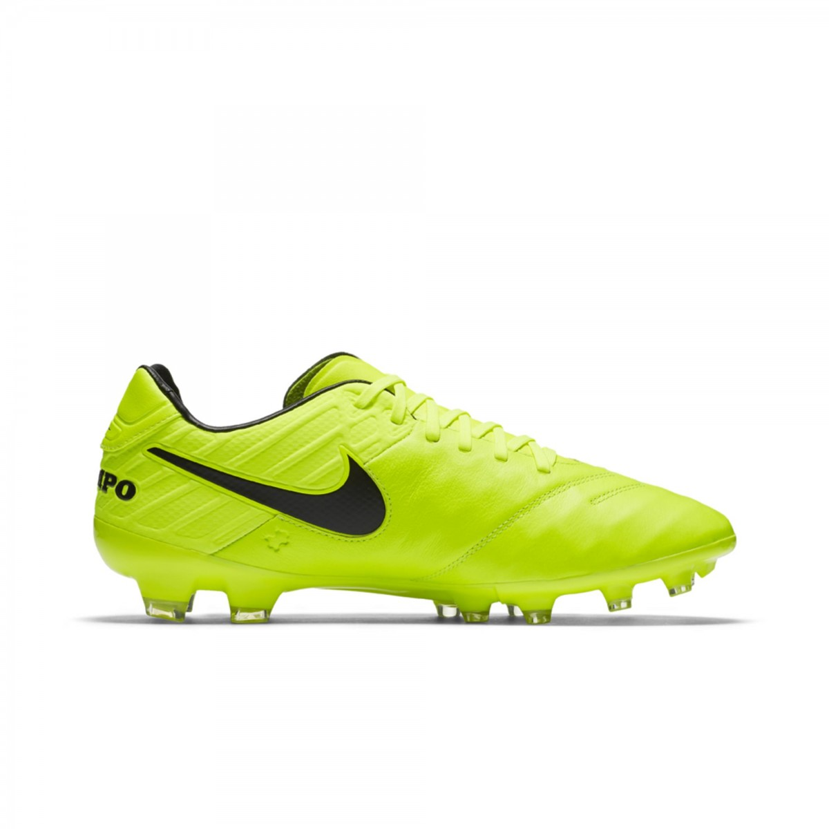 Chuteira Campo Nike Tiempo Legacy II FG 819218-707 Verde 23498c2405c31