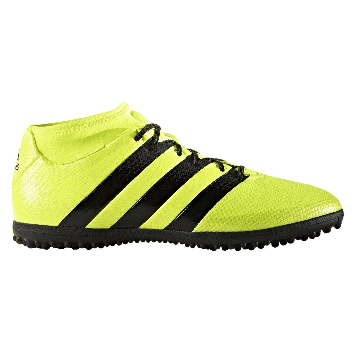 039451bef Chuteira F7 Adidas Ace 16.3 Primemesh AQ3429 - Verde Preto ...