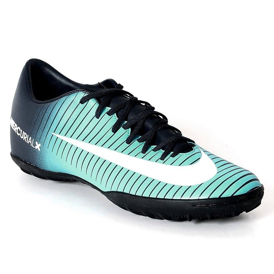 280ad04b09 Chuteira F7 Nike Mercurial Victory VI 831968-404 Azul