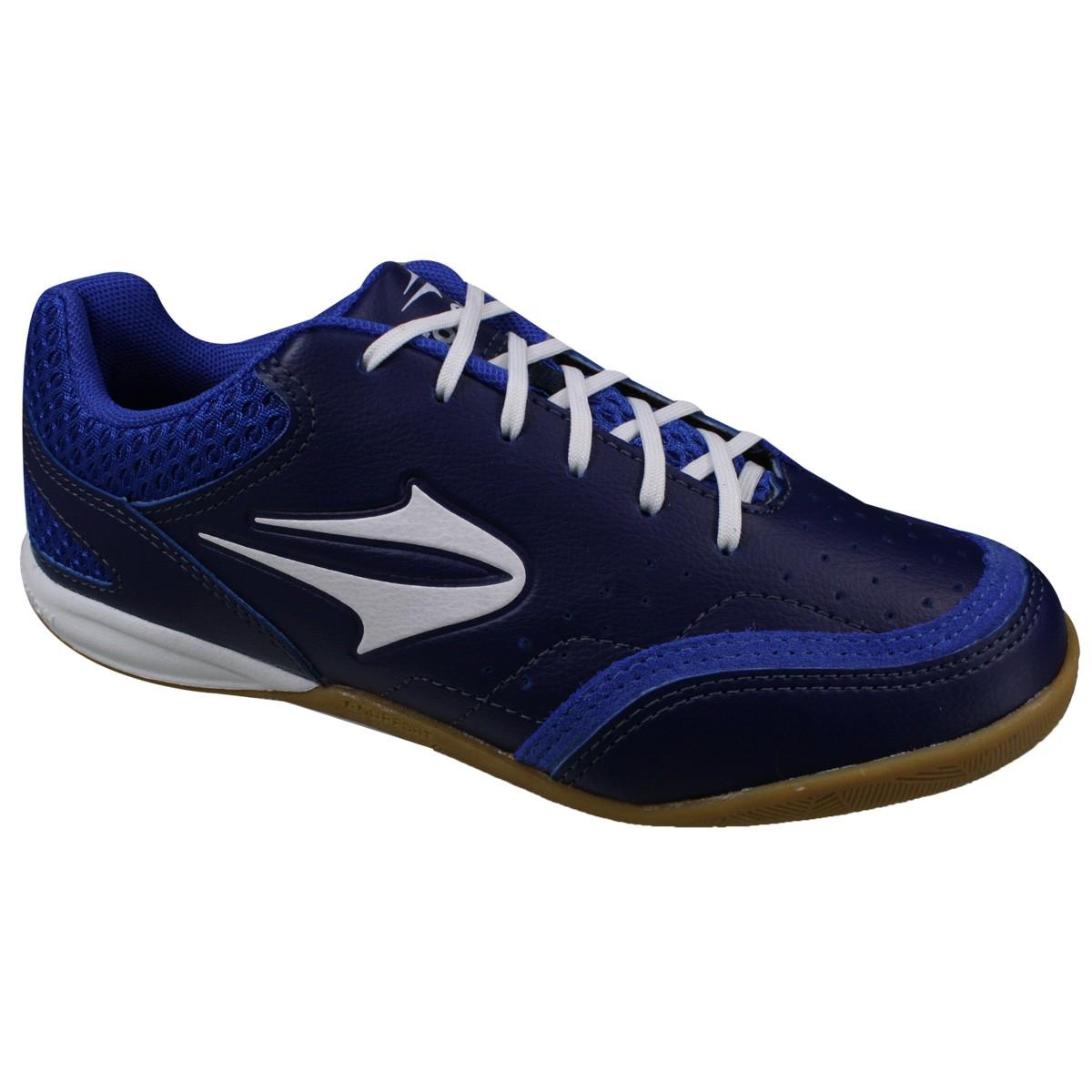 Tênis Topper Indoor Maestro 4136321 352 - Marinho Prata - Calçados ... f0f3bd0148b2b