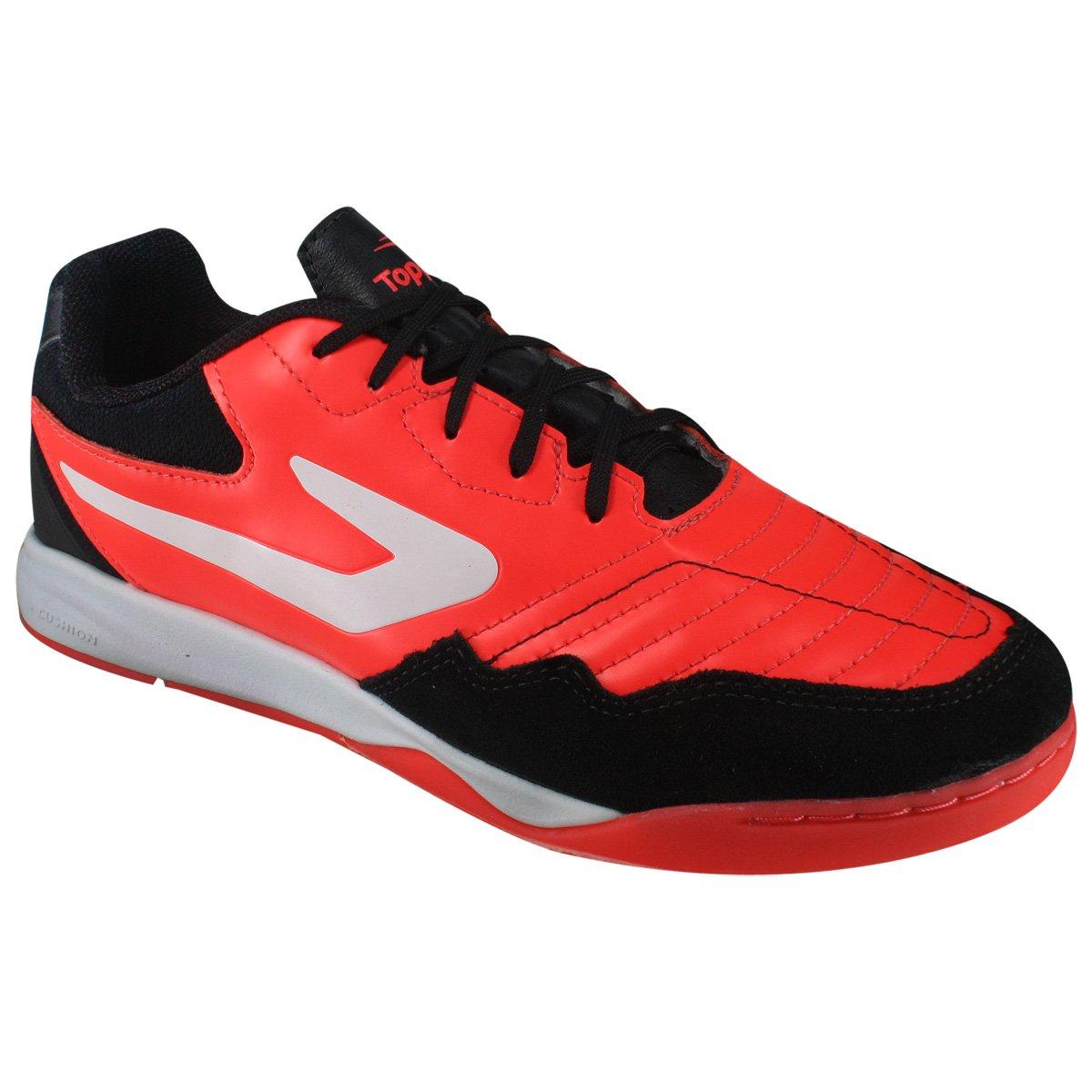 e7d35fddbb2 Indoor Topper Dominator Pró 4200396-0014 - Coral Neo - Calçados ...