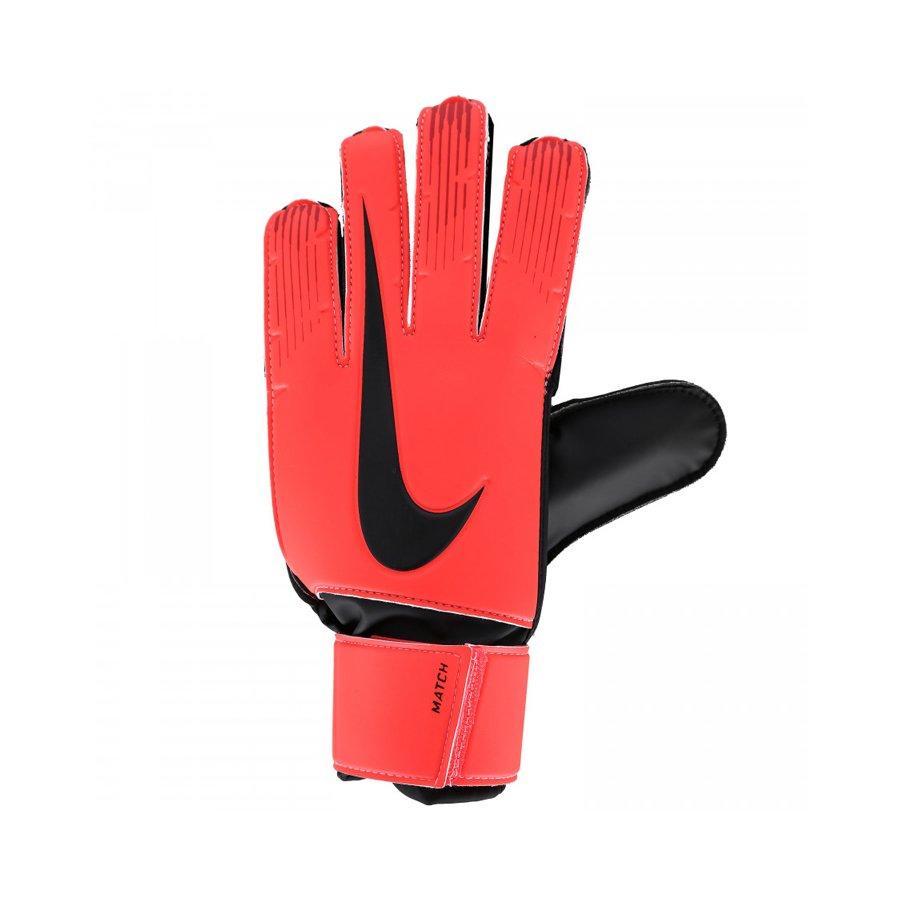 d07f083b1 Luva de Goleiro Infantil Nike Gk Match GS0368-657 - Vermelho Preto ...