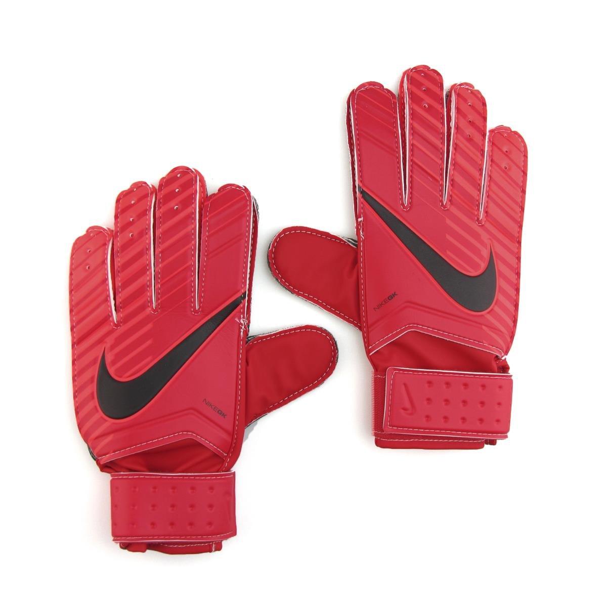 028ec3839b Luva de Goleiro Nike Match Goalkeeper GS0344-657 - Vermelho Preto ...