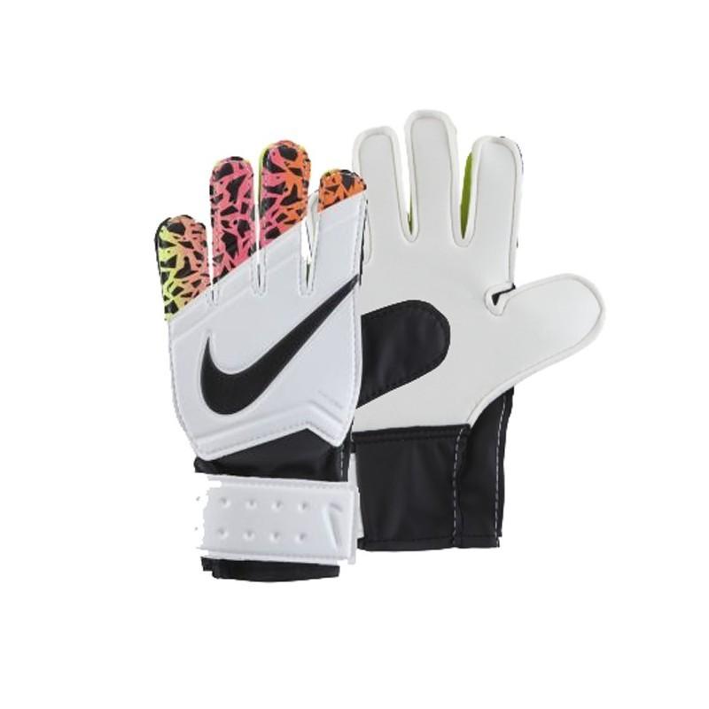 Luvas Nike Gk Match GS0282-101 - Branco Preto - Calçados Online ... 0aa52367a69e7